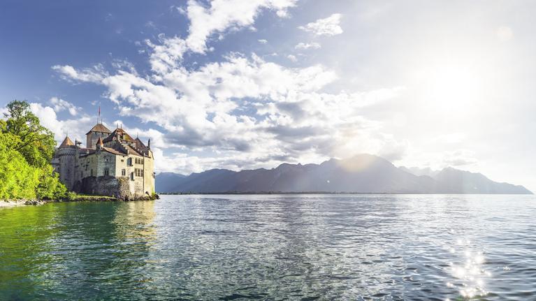 Balade estivale en Suisse, sur la Riviera vaudoise de Montreux à Lausanne