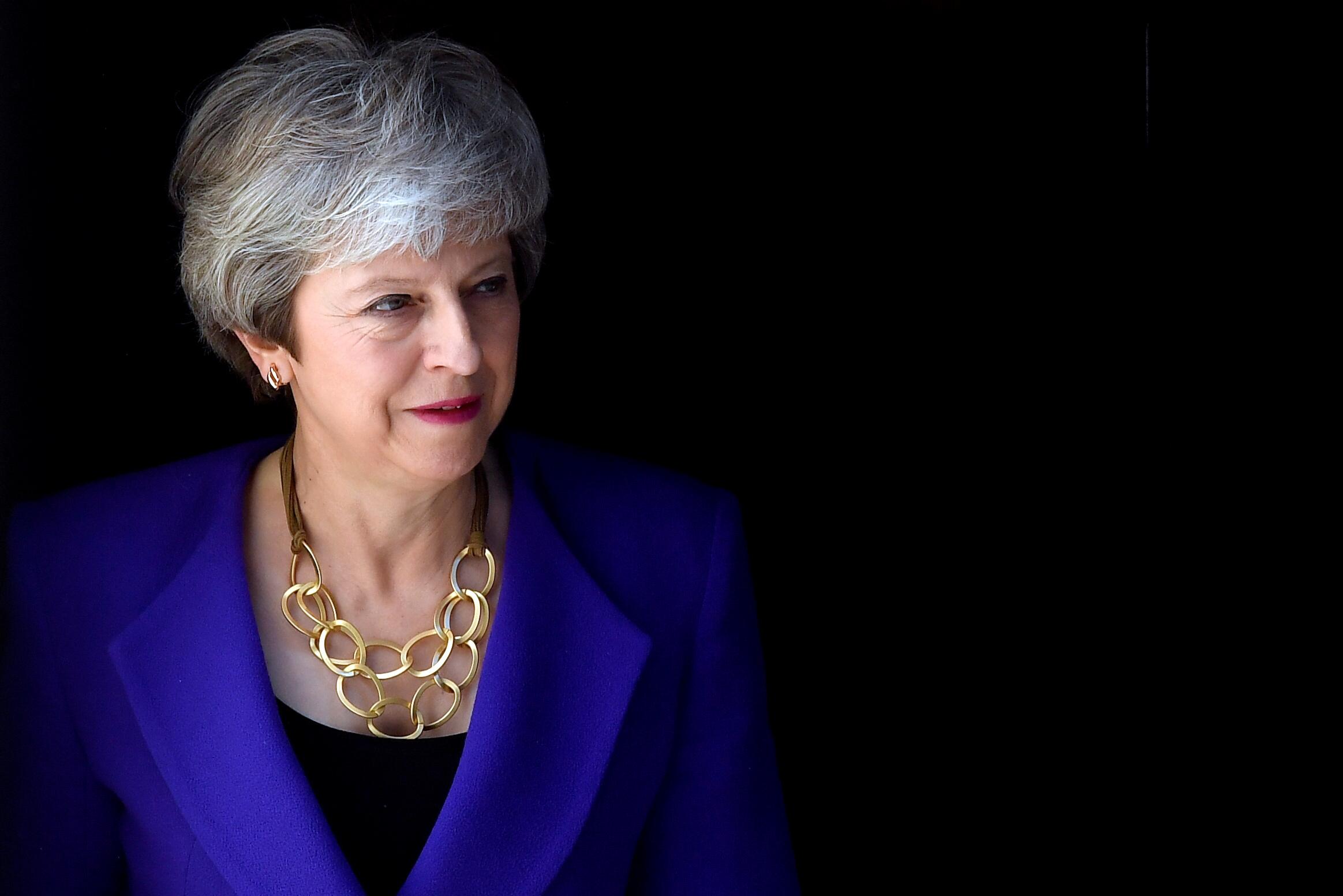 Brexit : Theresa May pourrait annoncer ce vendredi sa démission, selon The Times