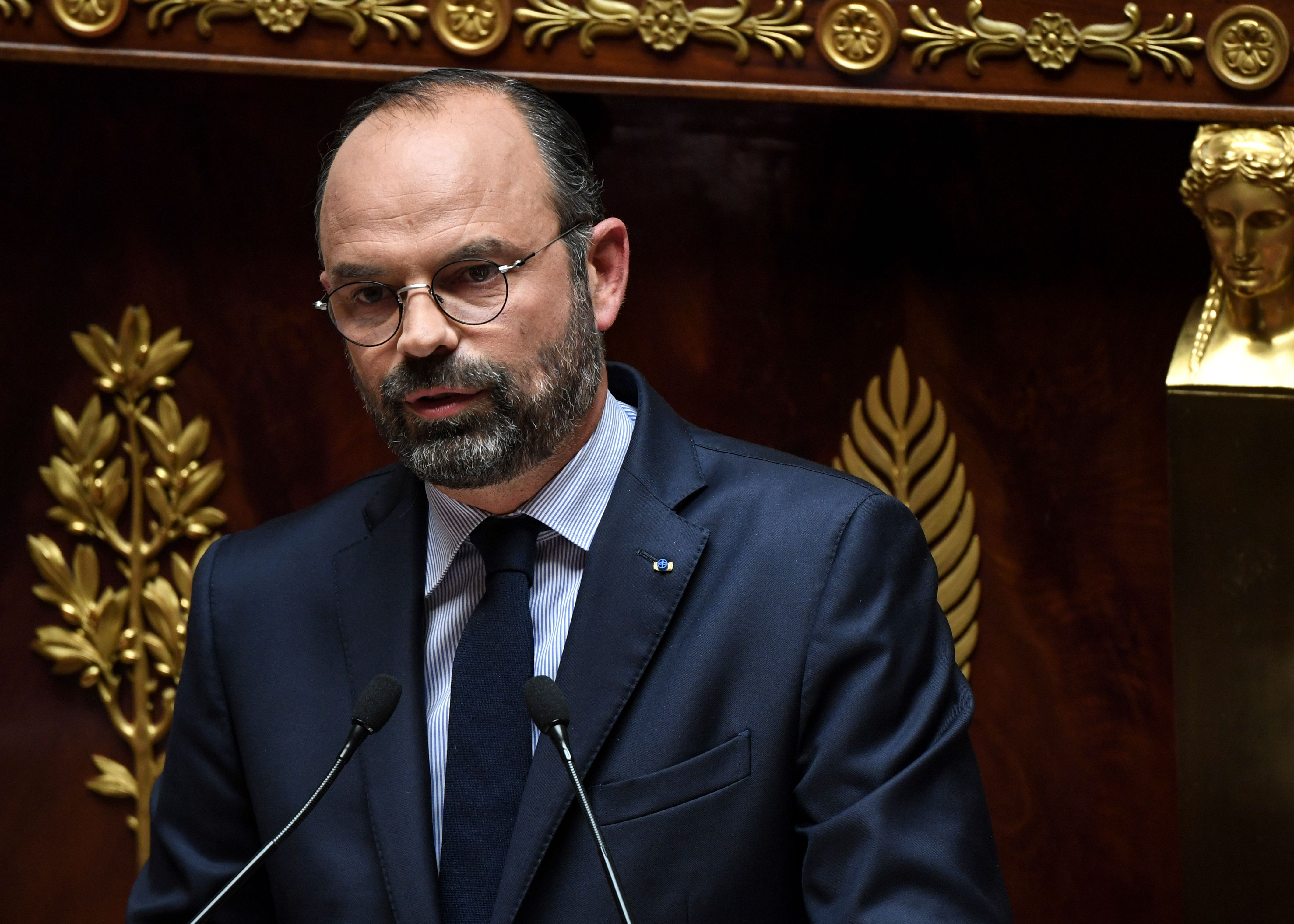 Après la confiance de l'Assemblée, Édouard Philippe affronte le Sénat
