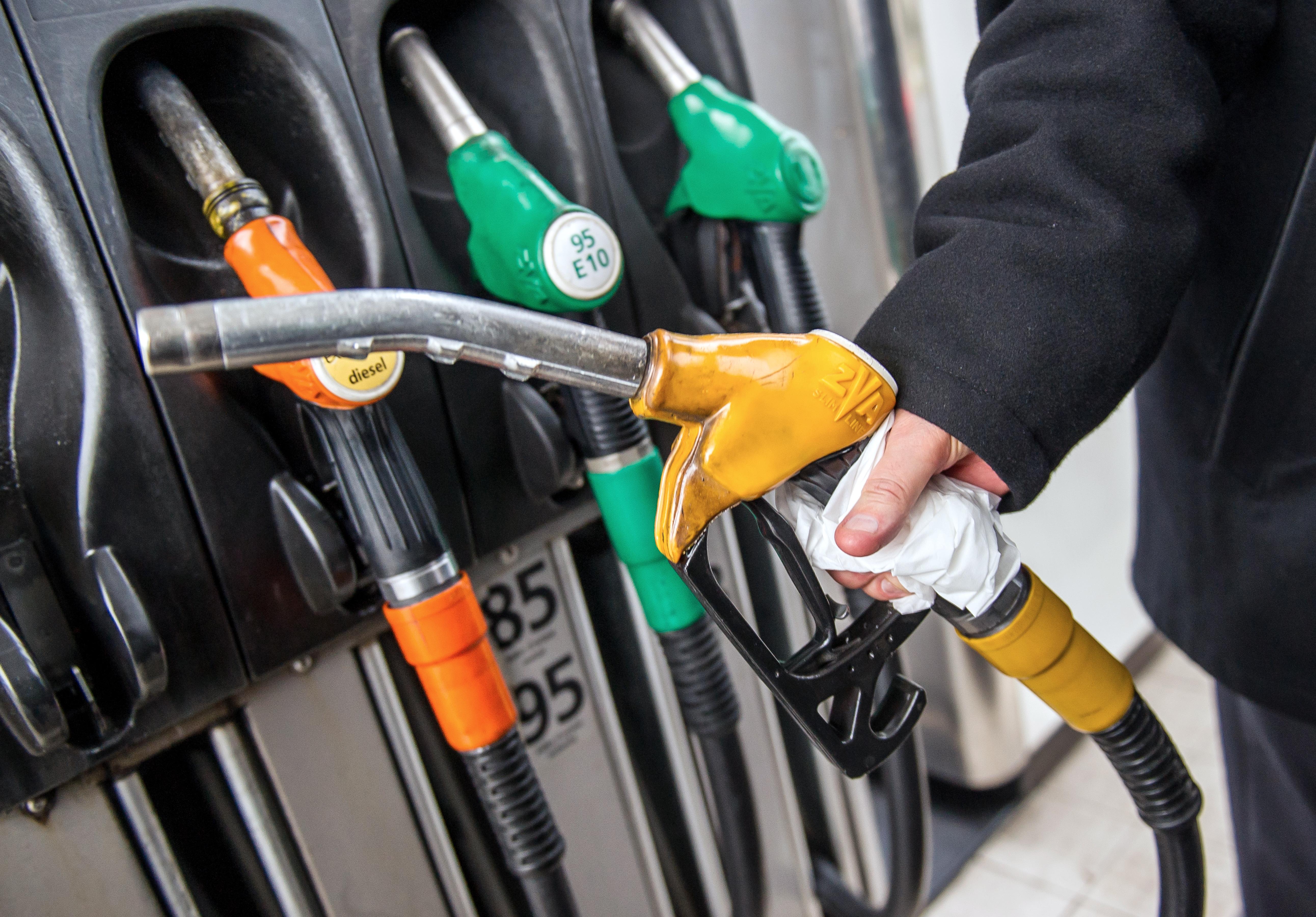 Nouvelle hausse significative des prix de l'essence
