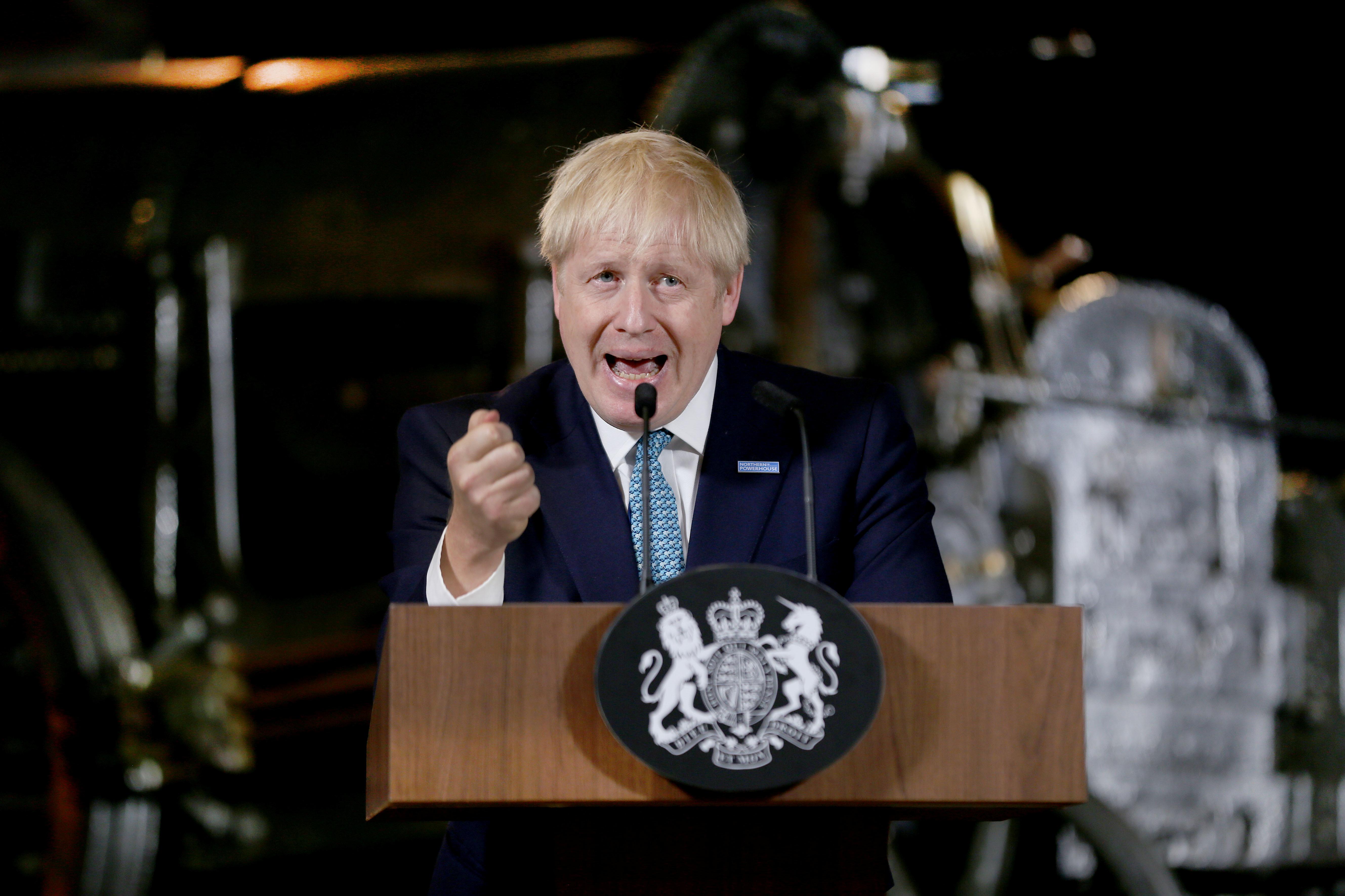 88139d70db Brexit : premier déplacement de Johnson en Écosse pour promouvoir l'union