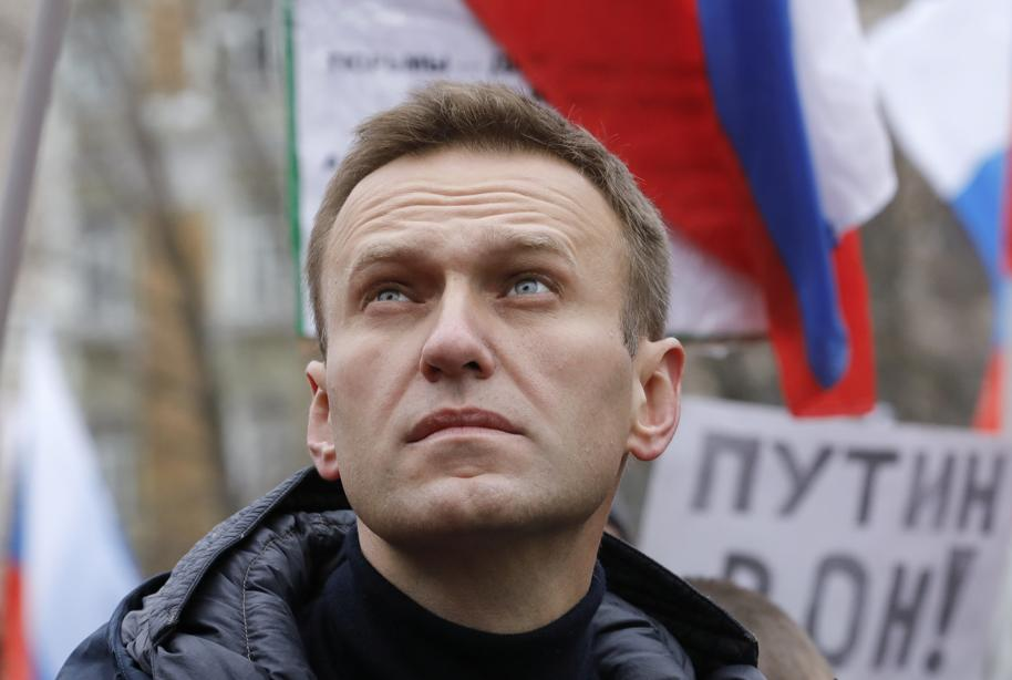 b0522e977c3f7 Russie: Le principal opposant russe Alexeï Navalny victime d'une ...