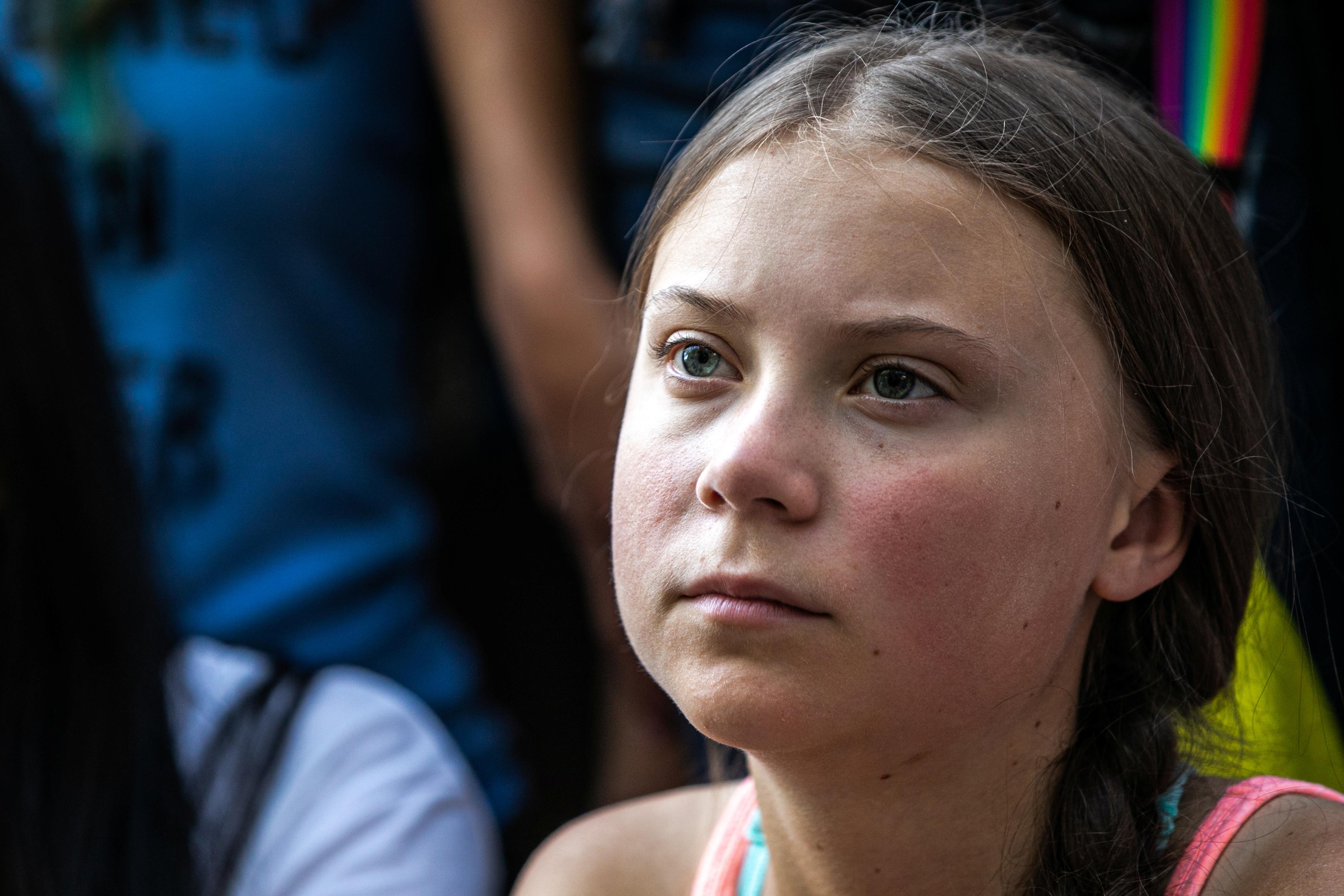 Pour Greta Thunberg, son syndrome d'Asperger est un «super-pouvoir»