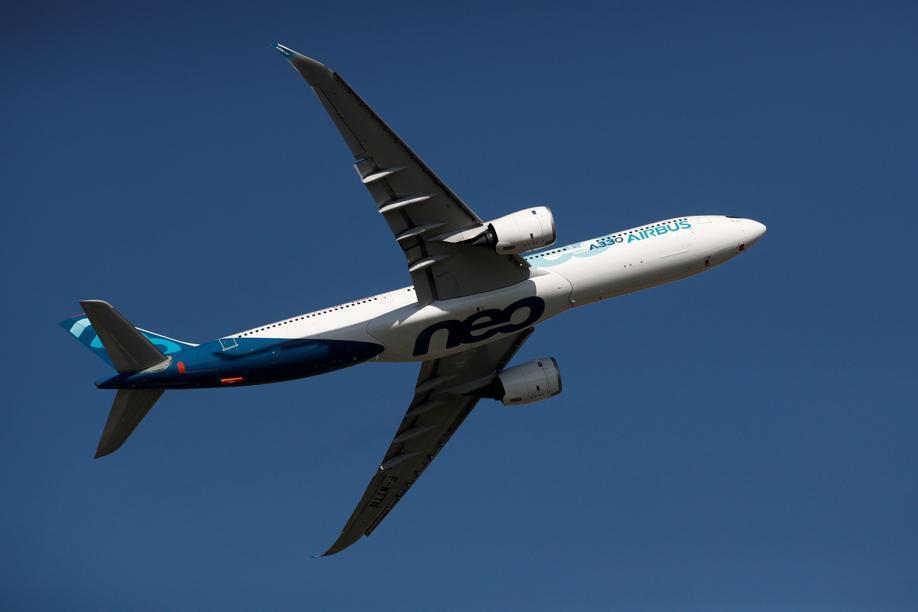 Airbus révise en hausse sa production d'appareils d'ici 20 ans