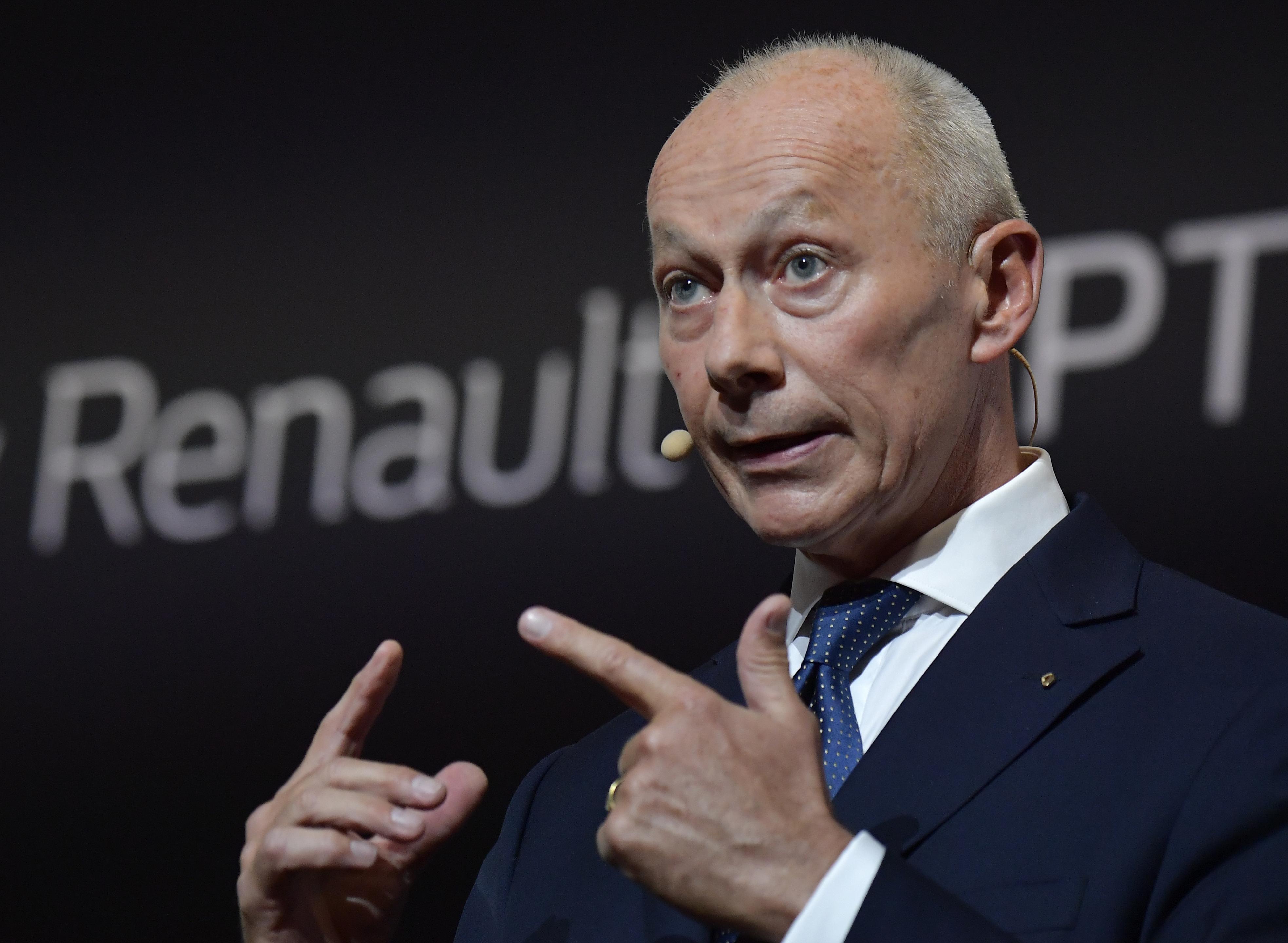 Renault : le conseil d'administration révoque Thierry Bolloré
