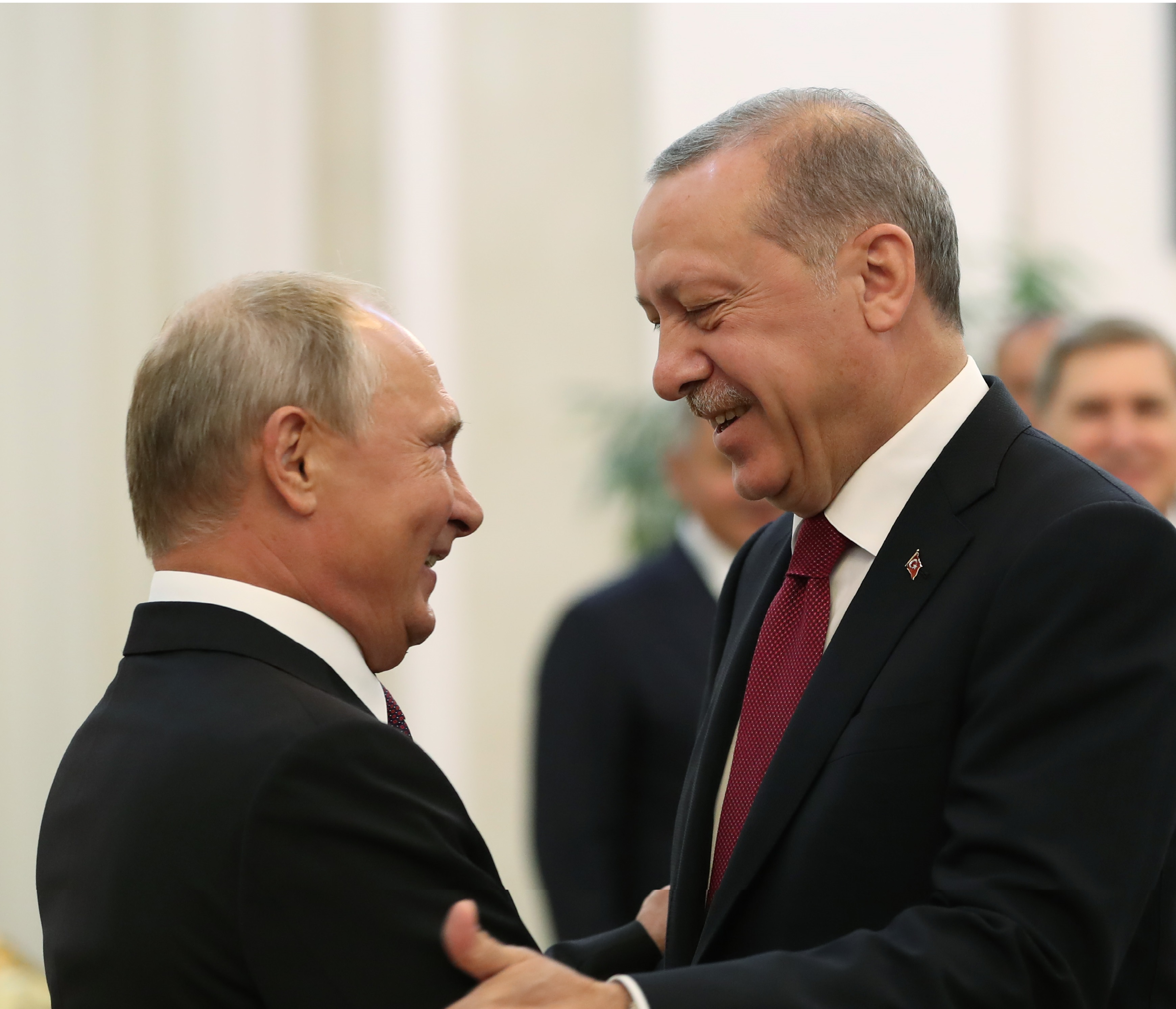 Syrie: Poutine a invité Erdogan en Russie «dans les prochains jours»