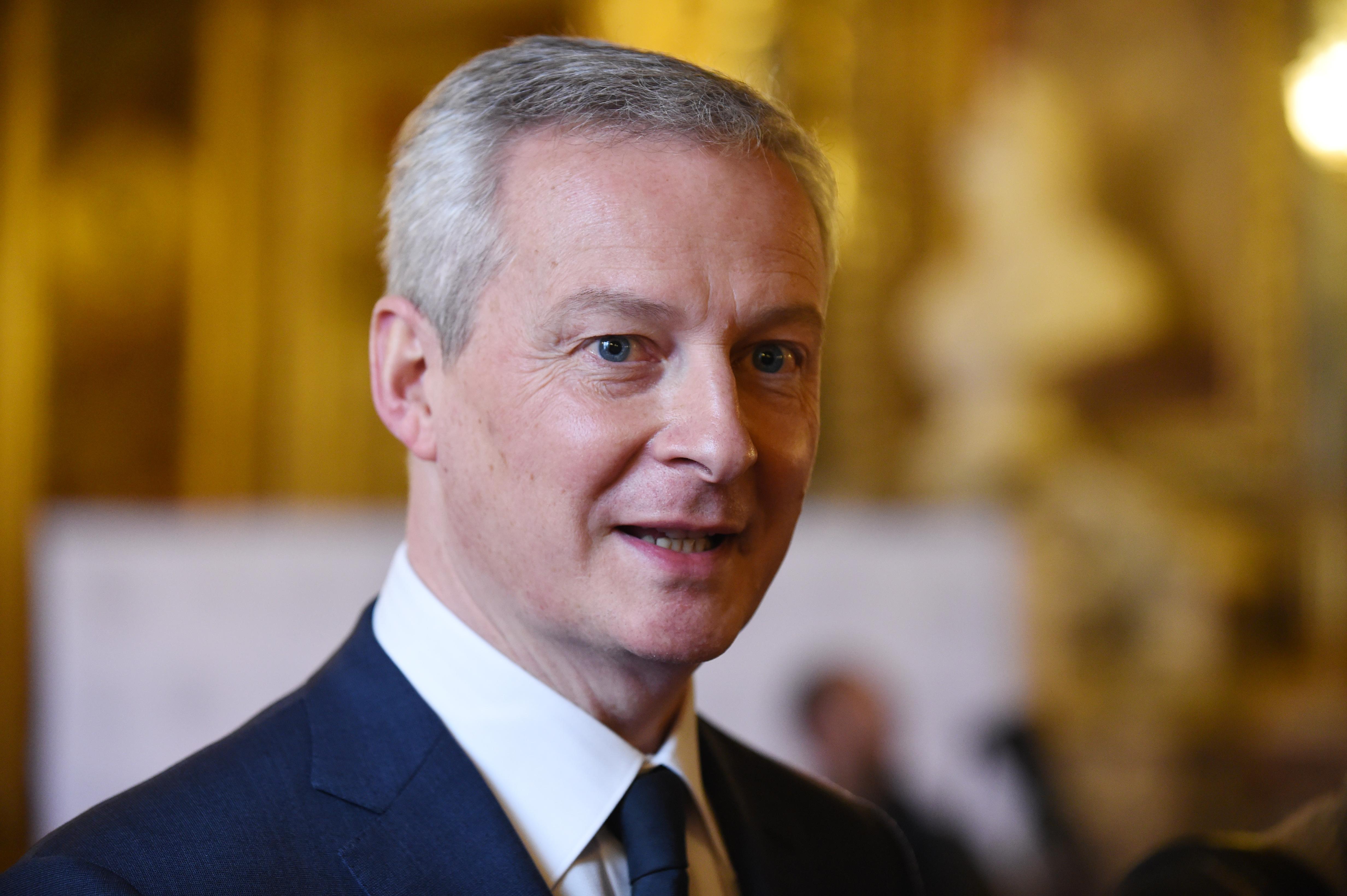 Sanctions douanières: Le Maire dénonce «un geste agressif» des «alliés américains»