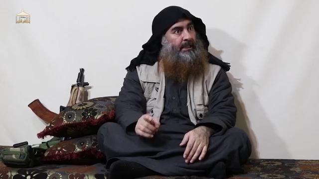 La justice française lance un mandat d'arrêt international contre Abou Bakr al-Baghdadi, chef de l'EI