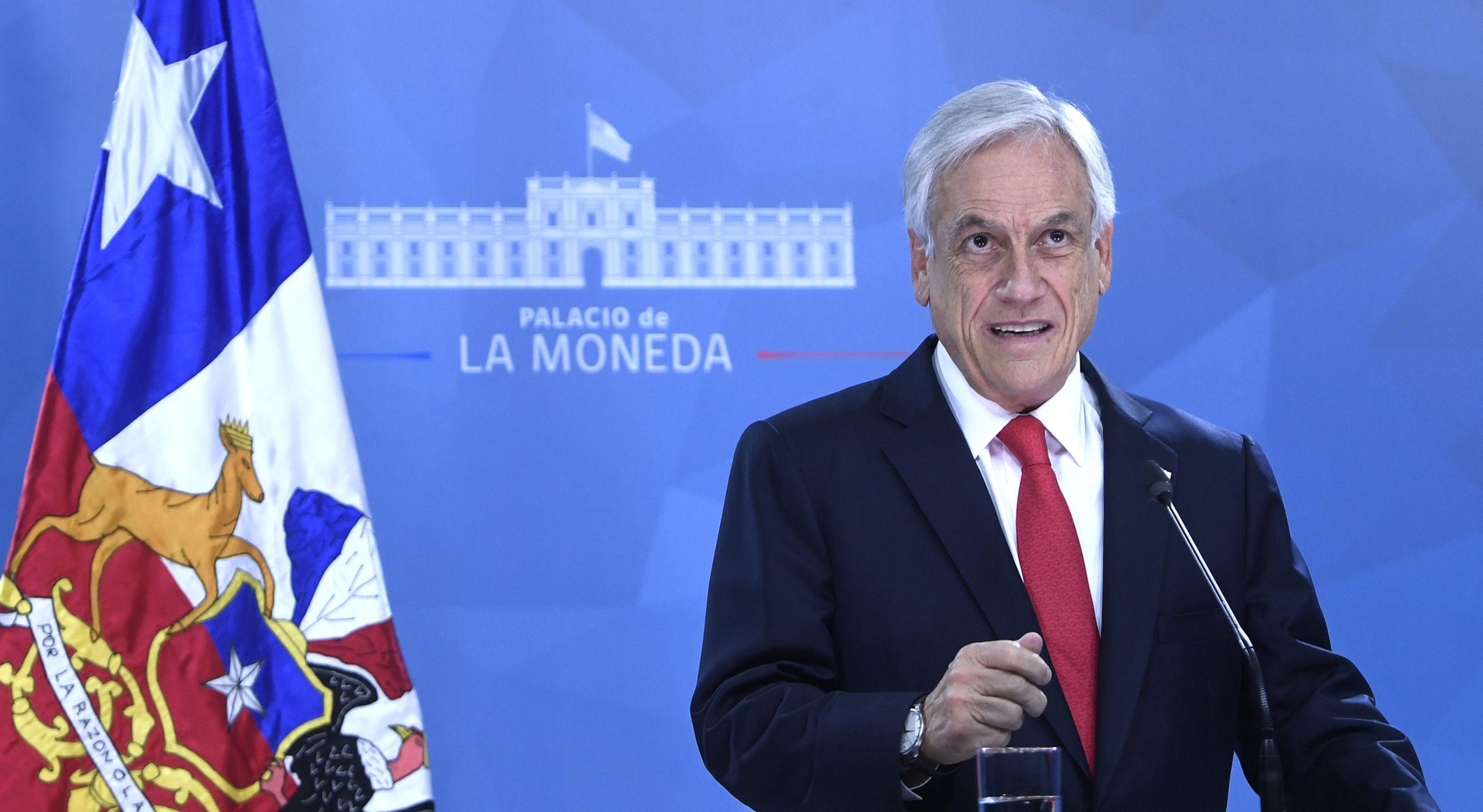 Chili : le président propose des mesures pour éteindre la contestation