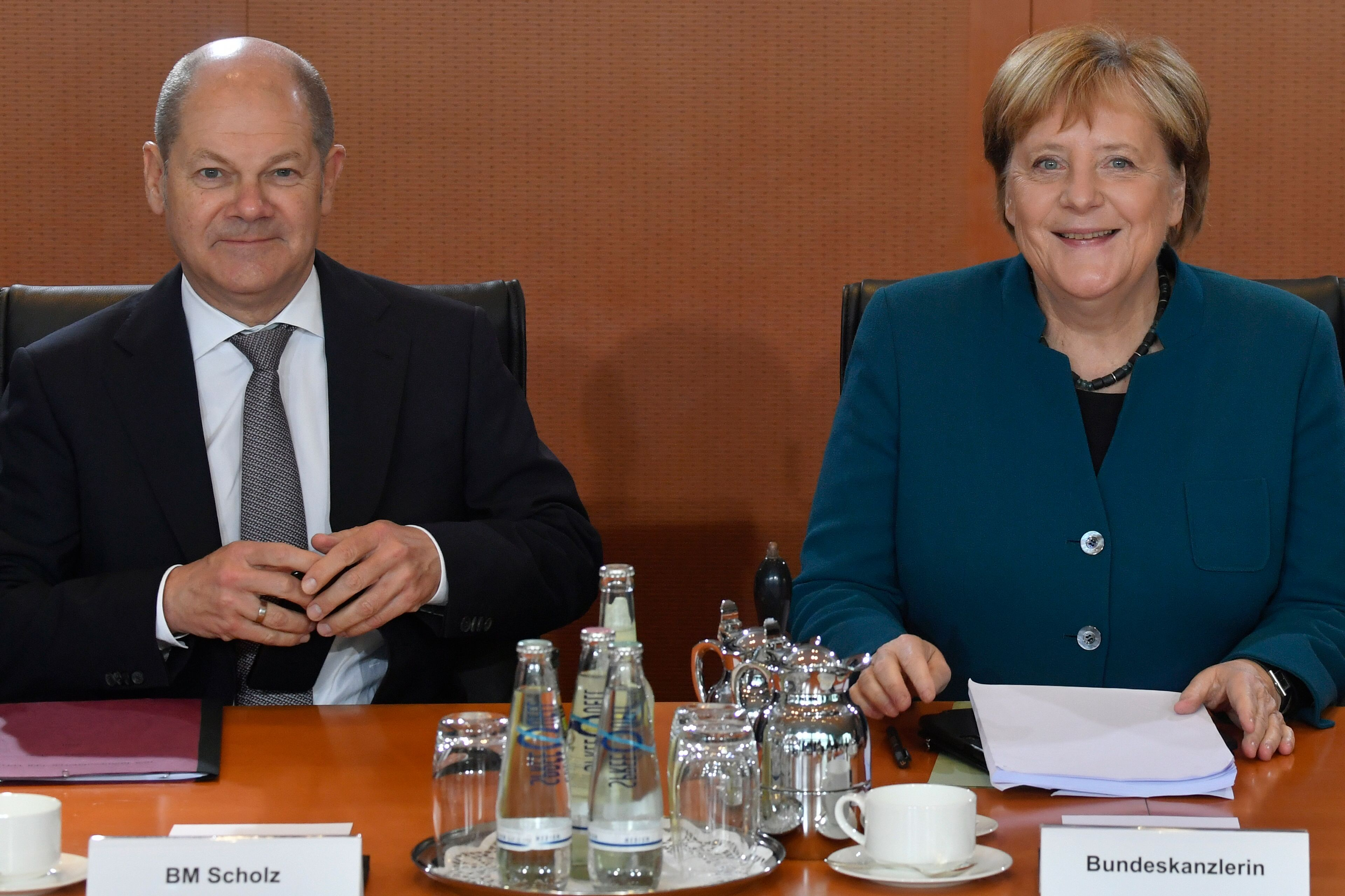 Allemagne : les «Sages» préconisent plus de souplesse budgétaire