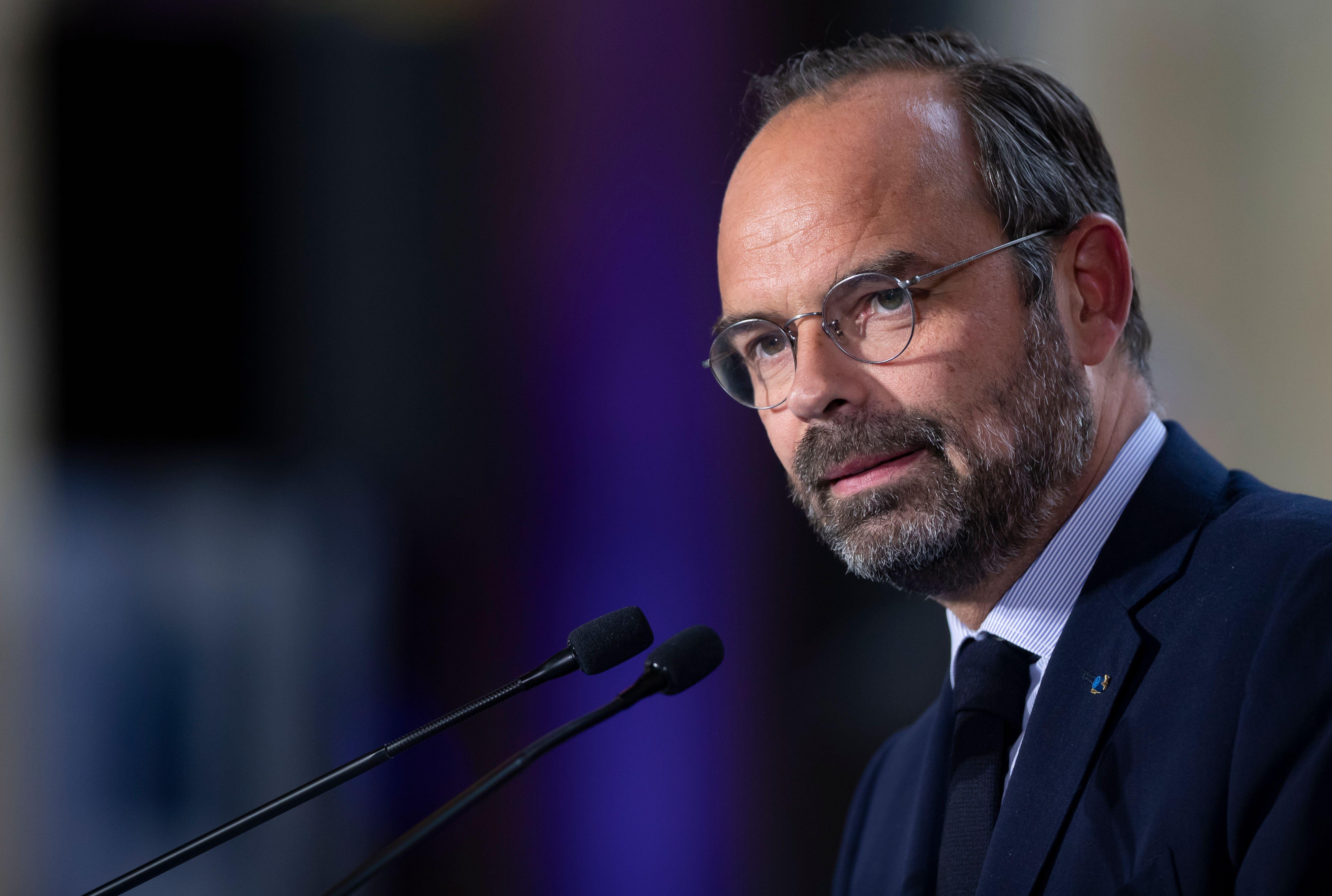 Édouard Philippe aux grévistes : «Que chacun prenne ses responsabilités»