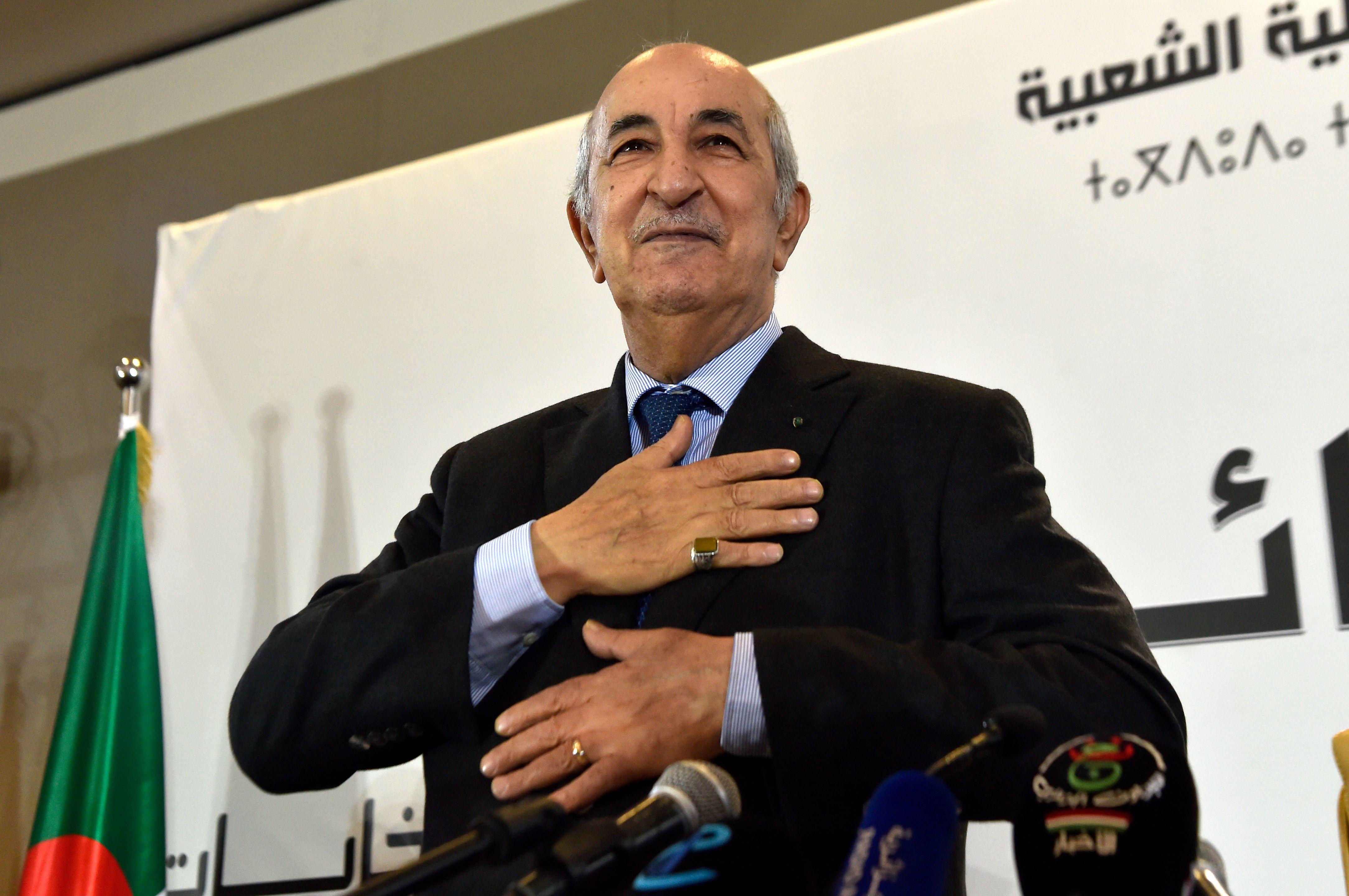 Qui est Abdelmadjid Tebboune, le nouveau président algérien ?