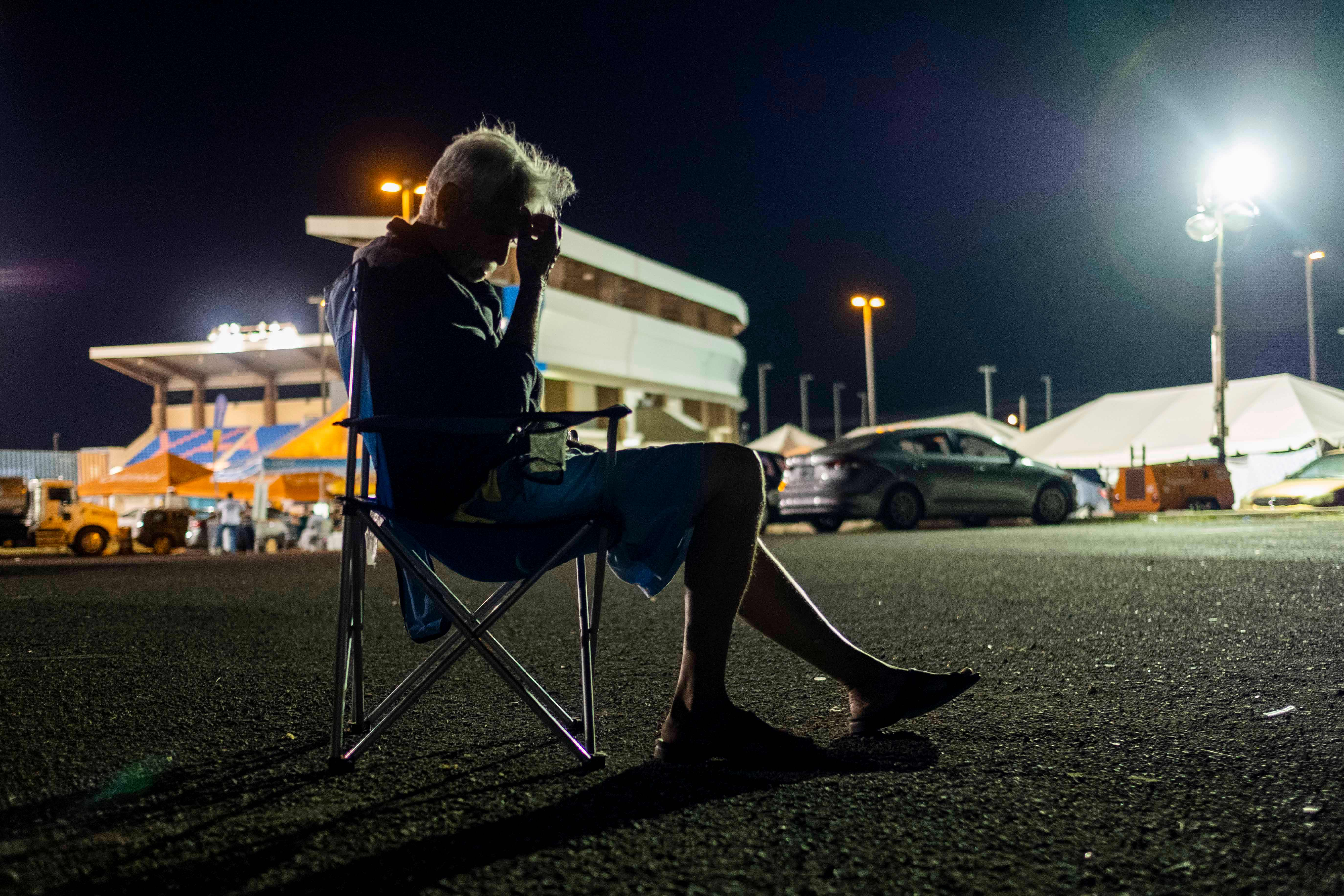Des milliers de Portoricains dans l'attente d'aide après une série de séismes