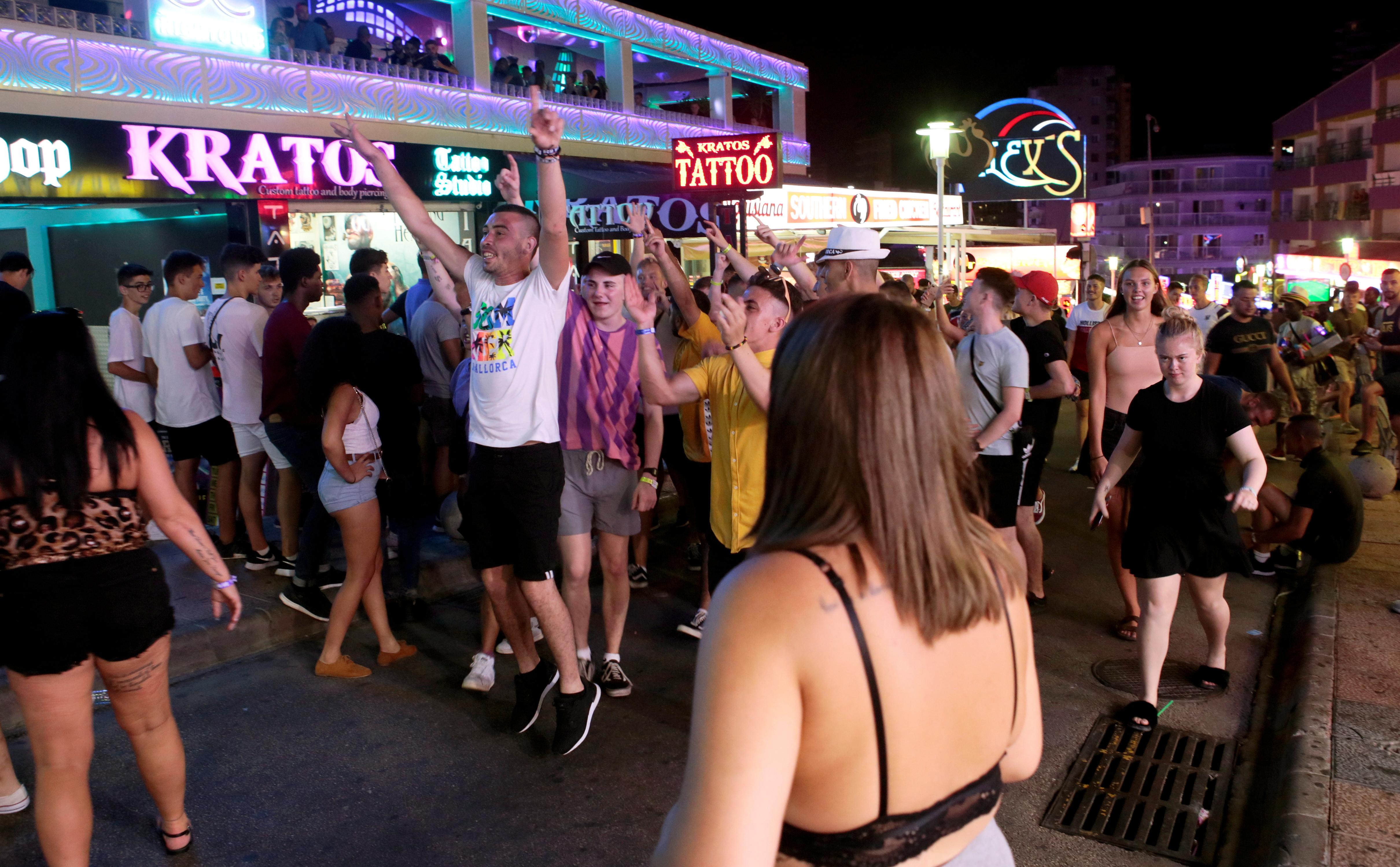 Les Baléares adoptent une loi contre le tourisme de l'alcool