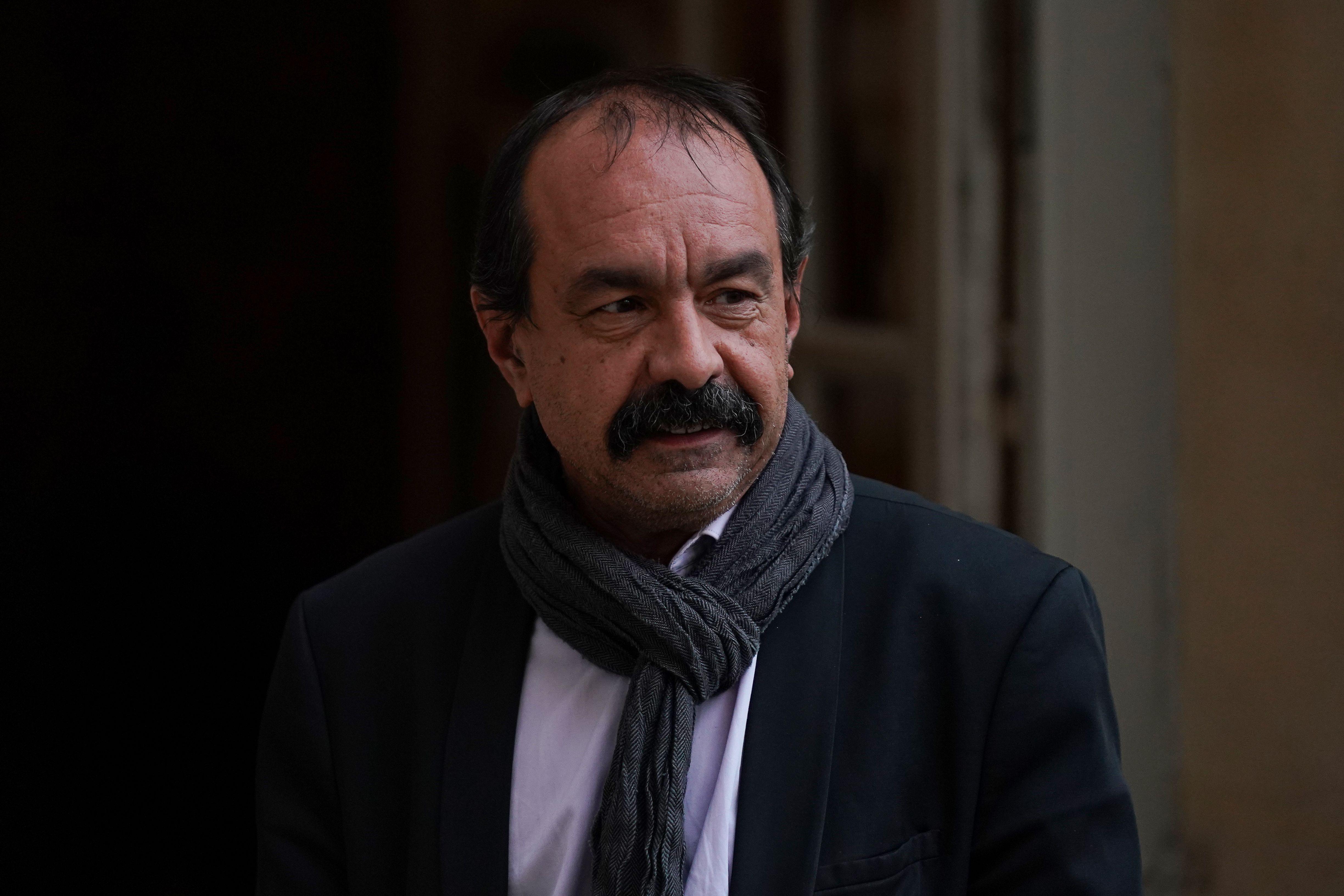 Philippe Martinez : «il y en a marre du CGT bashing !»