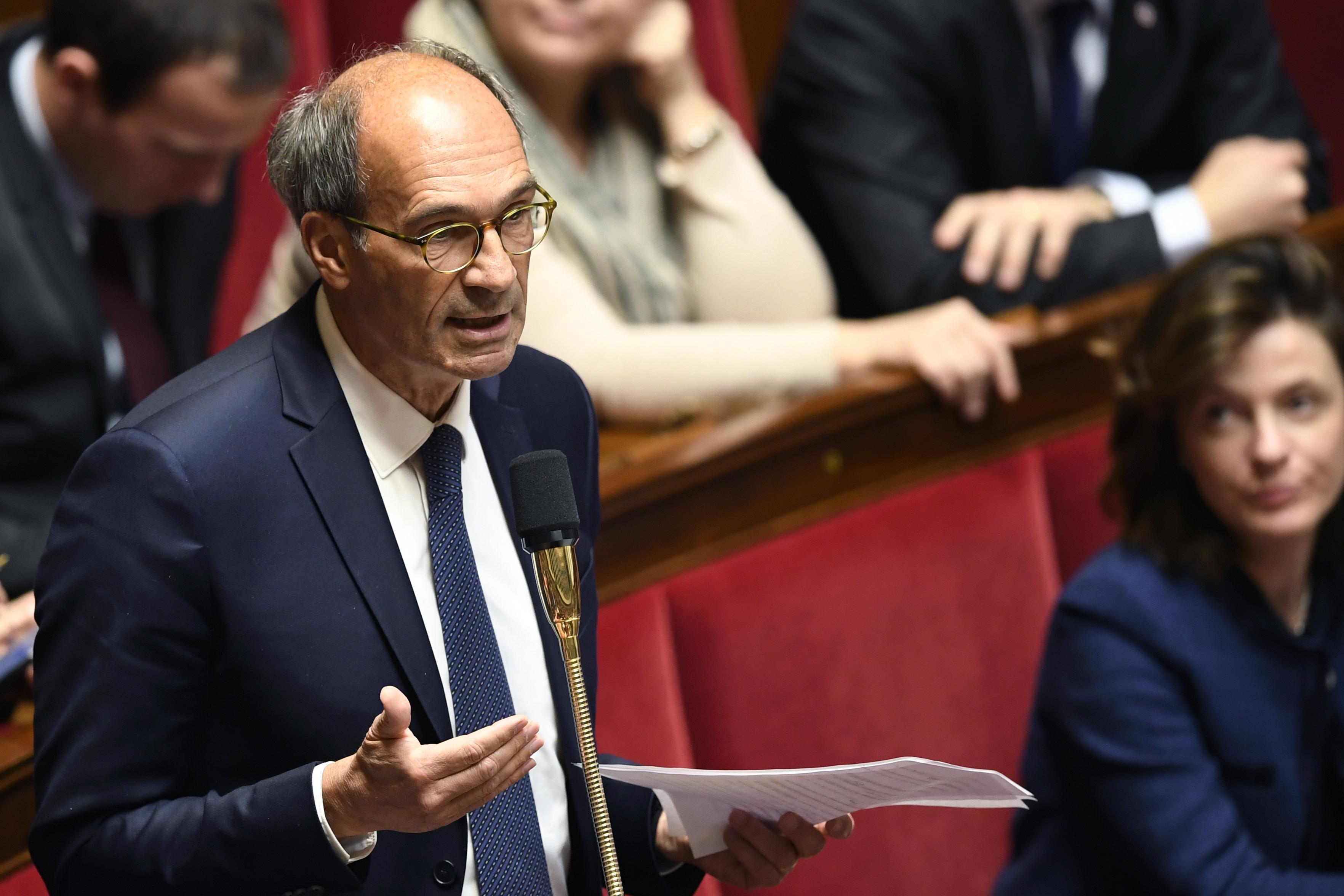 Retraites: LR ne votera pas le texte «sans savoir comment il va être financé», prévient Éric Woerth
