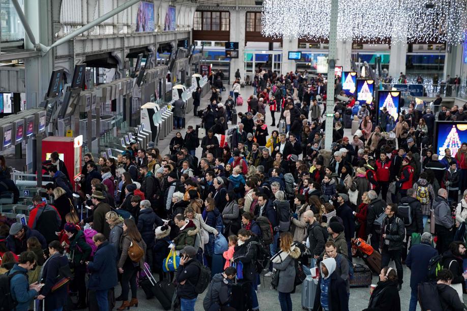 Grève du 24 janvier : la RATP prévoit un trafic à nouveau «perturbé» sur son réseau