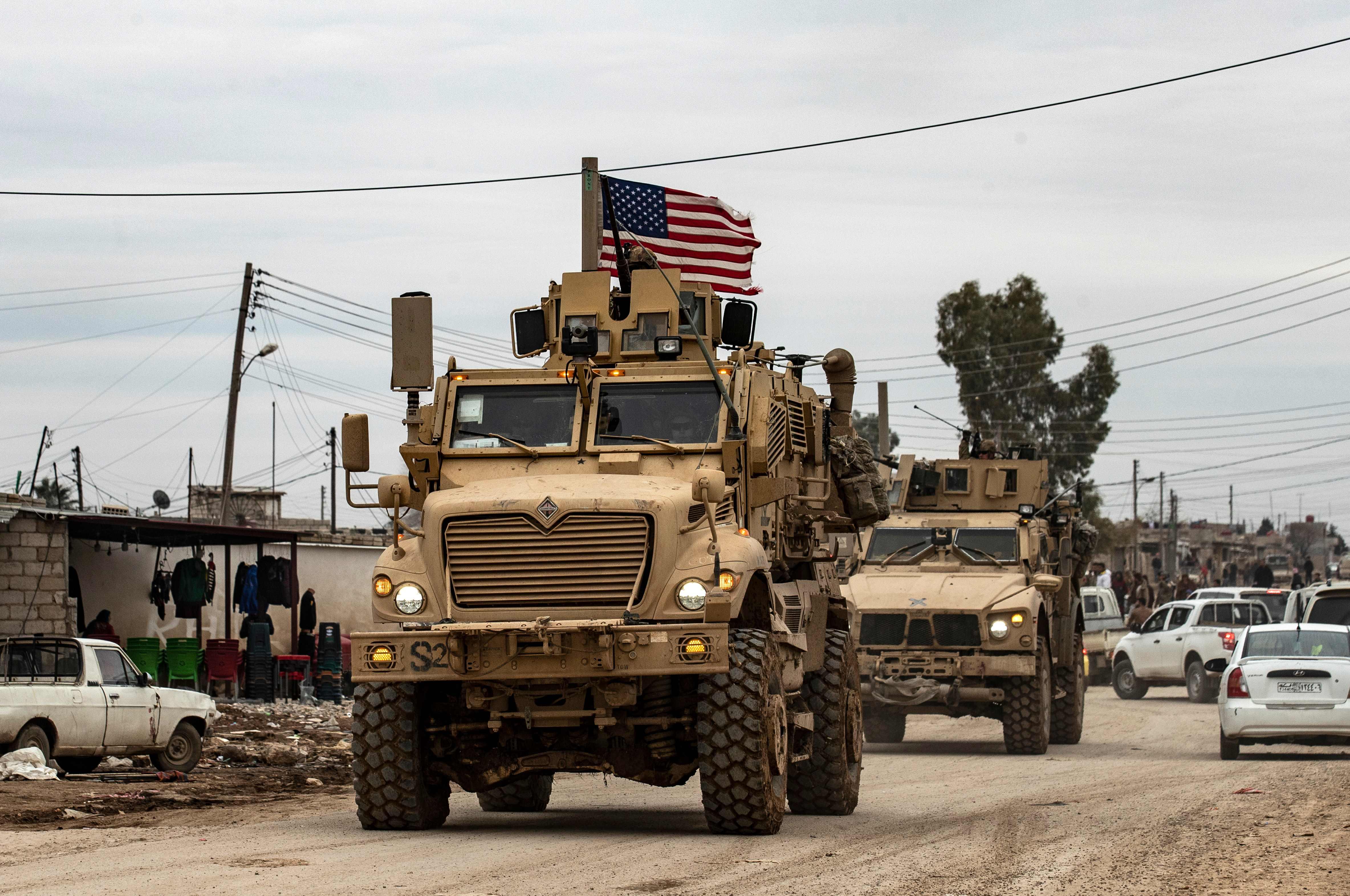 Washington a perdu la trace de 715 millions de dollars d'armes en Syrie