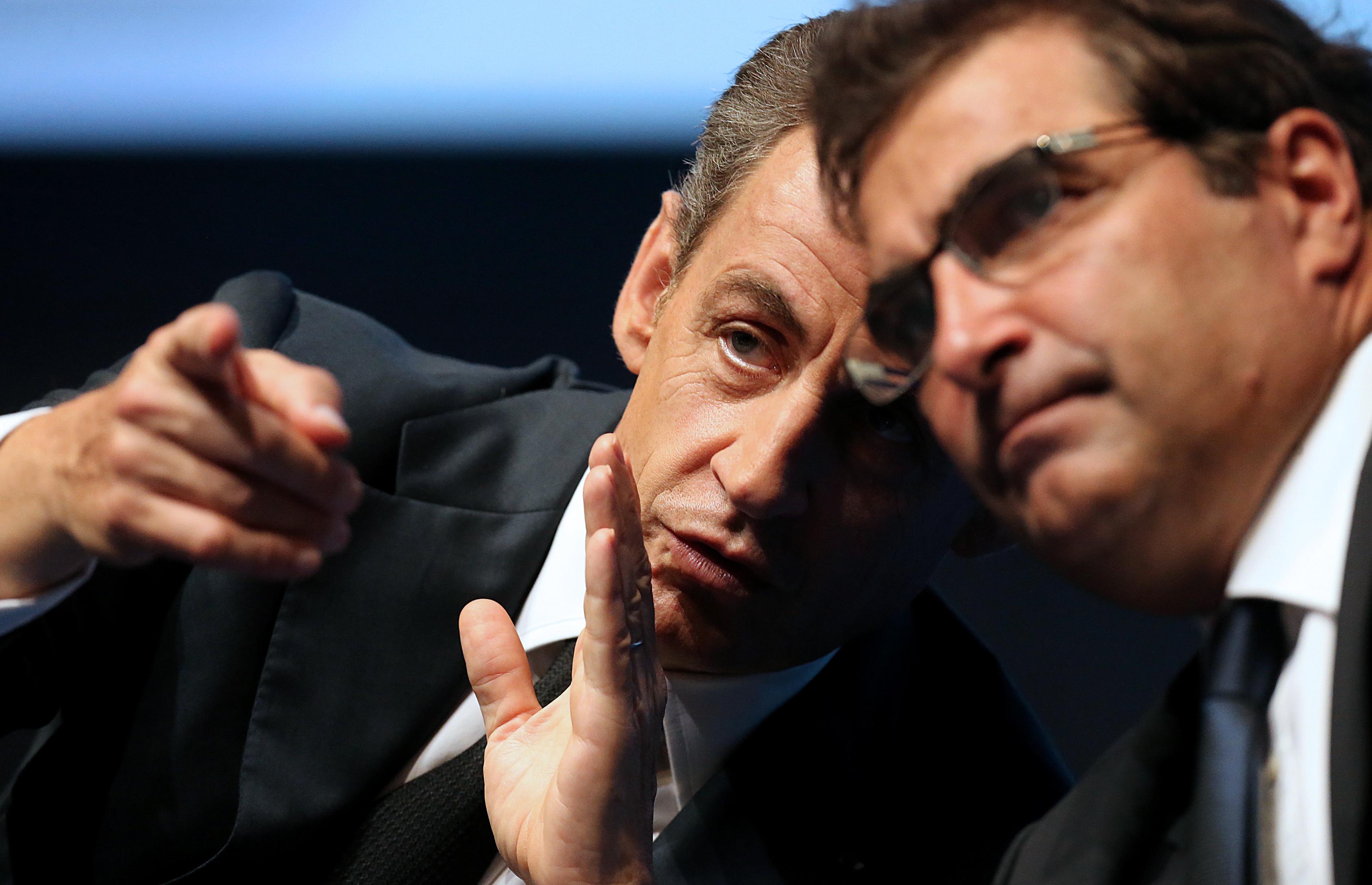 Nicolas Sarkozy de retour aux Républicains pour déjeuner avec Christian Jacob