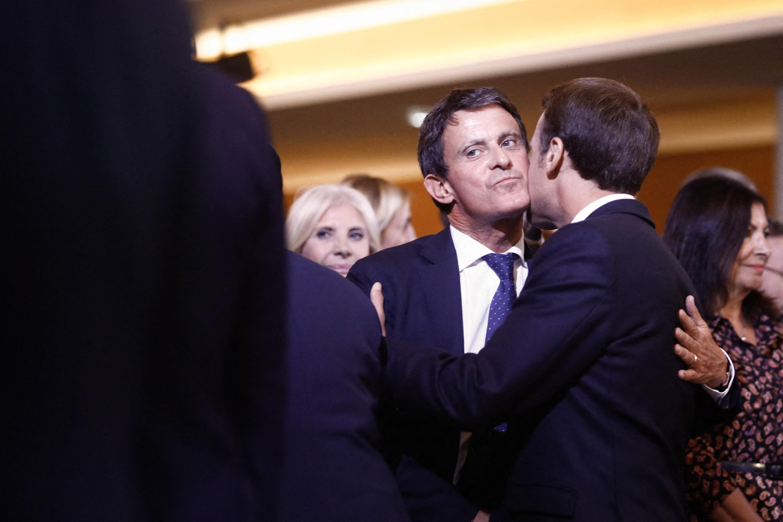 Manuel Valls n'exclut pas un retour politique en France : «Je ne manquerai jamais d'être utile»