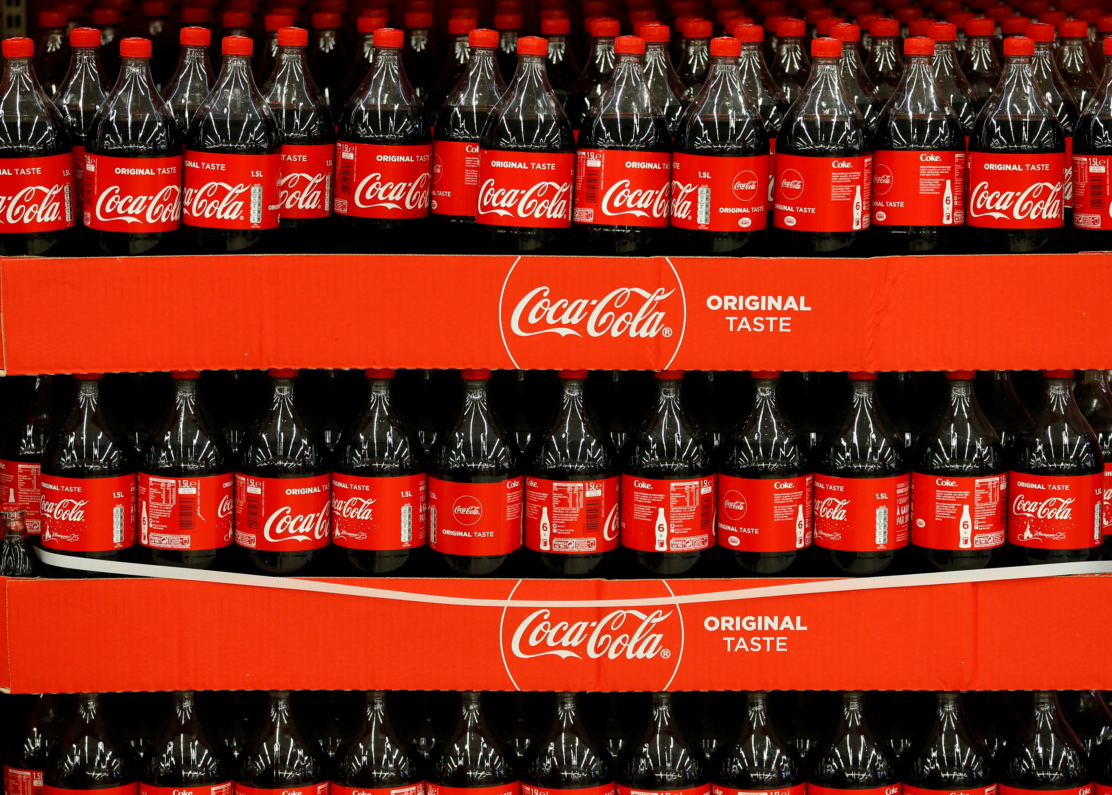 Intermarché And Netto Stores Will Continue To Be Supplied With Coca Cola Archyde