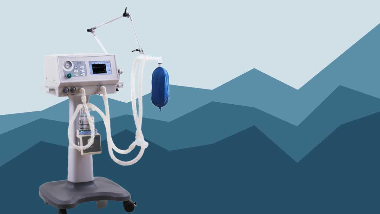 Le respirateur, relais des poumons