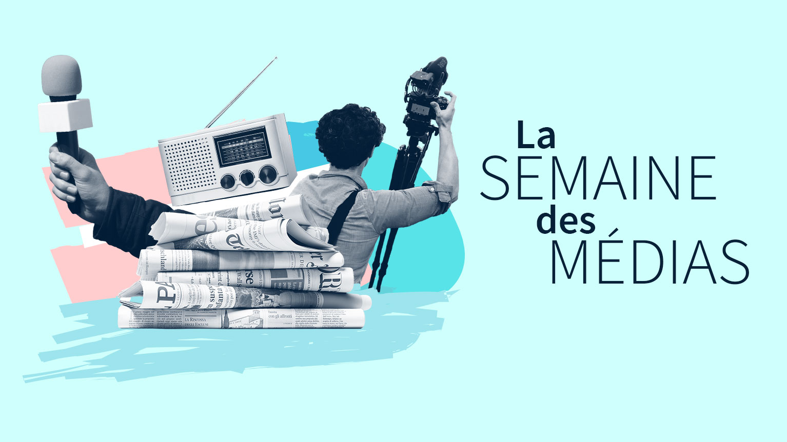 La semaine des médias N°10 : Hélène Bekmezian,  Pauline de Saint-Rémy, Guénaëlle Troly, Agnès Molinier, Marie-Sophie Lacarrau...