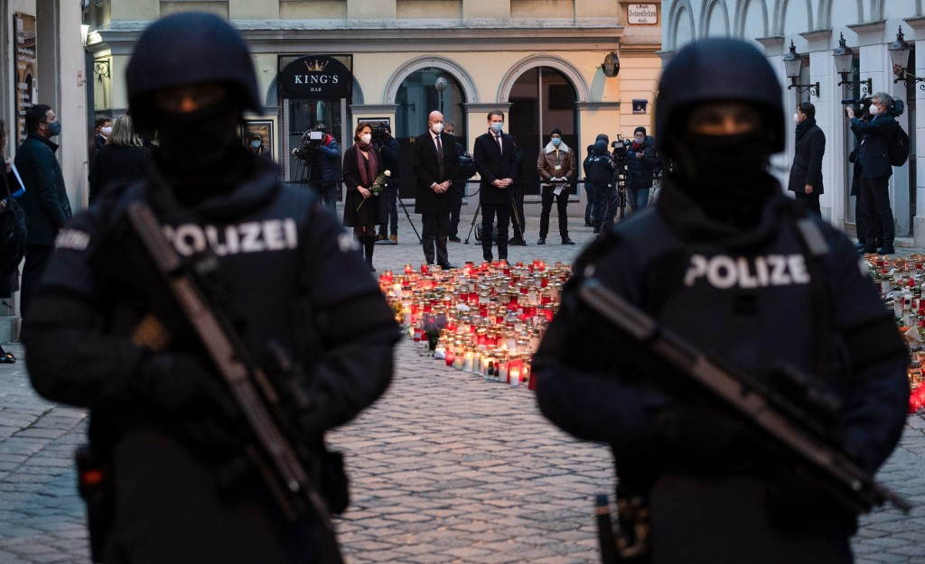Attentat de Vienne : un proche de l'auteur condamné