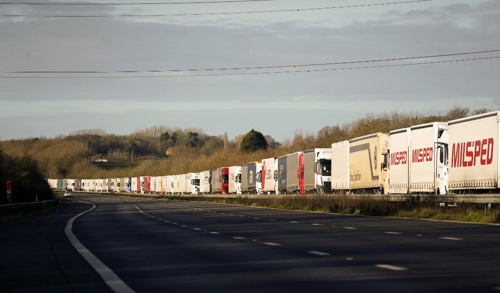 Retour des poids lourds de Douvres : la situation revient à la normale