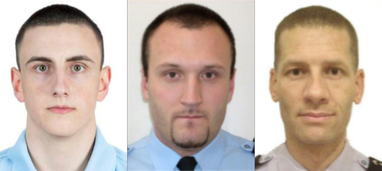 Puy-de-Dôme : cérémonie d'hommage aux trois gendarmes tués