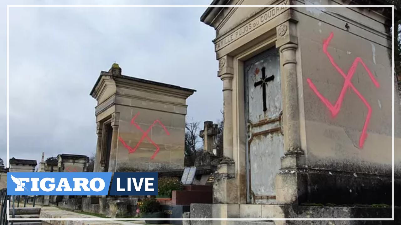 Fontainebleau : des dizaines de tombes profanées par des croix gammées