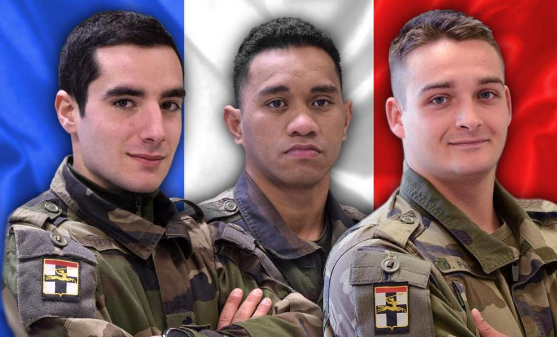 Un hommage sera rendu à Verdun aux trois soldats français tués au Mali