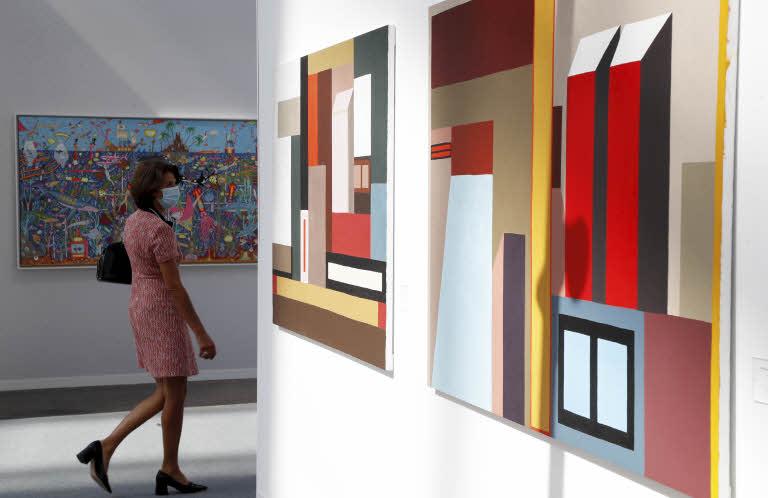 Art Paris reportée à l'automne, en raison du contexte sanitaire