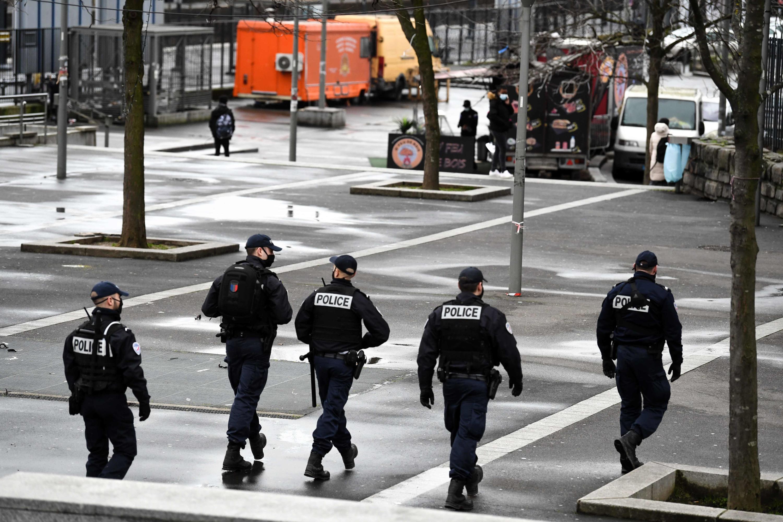 Seine-Saint-Denis : la garde à vue des huit policiers de Pantin levée