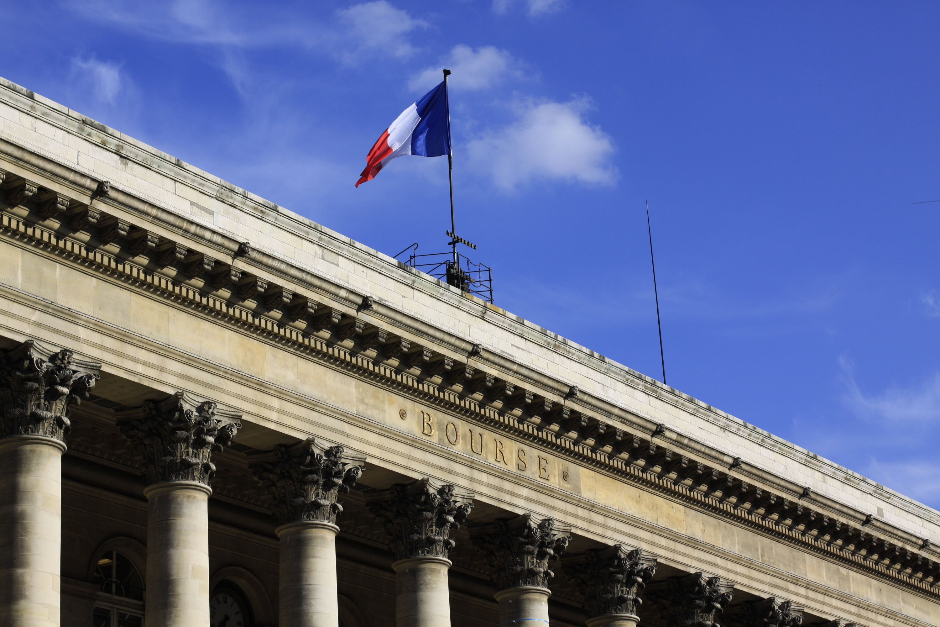 La Bourse de Paris ouvre en repli