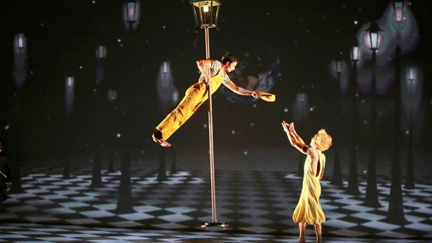 Le Petit Prince, spectacle créé à Marseille, prend son envol pour l'Opéra de Sydney