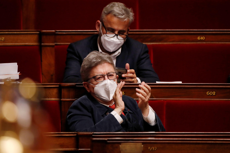 «La République ne se négocie pas dans les casernes et dans les commissariats», selon Jean-Luc Mélenchon