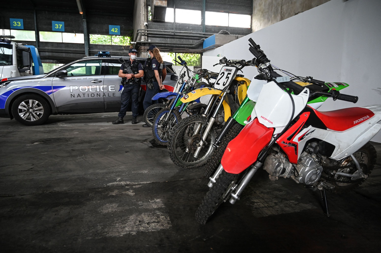 Amiens : le motard impliqué dans la mort d'une jeune femme lors d'un rodéo sauvage a été mis en examen