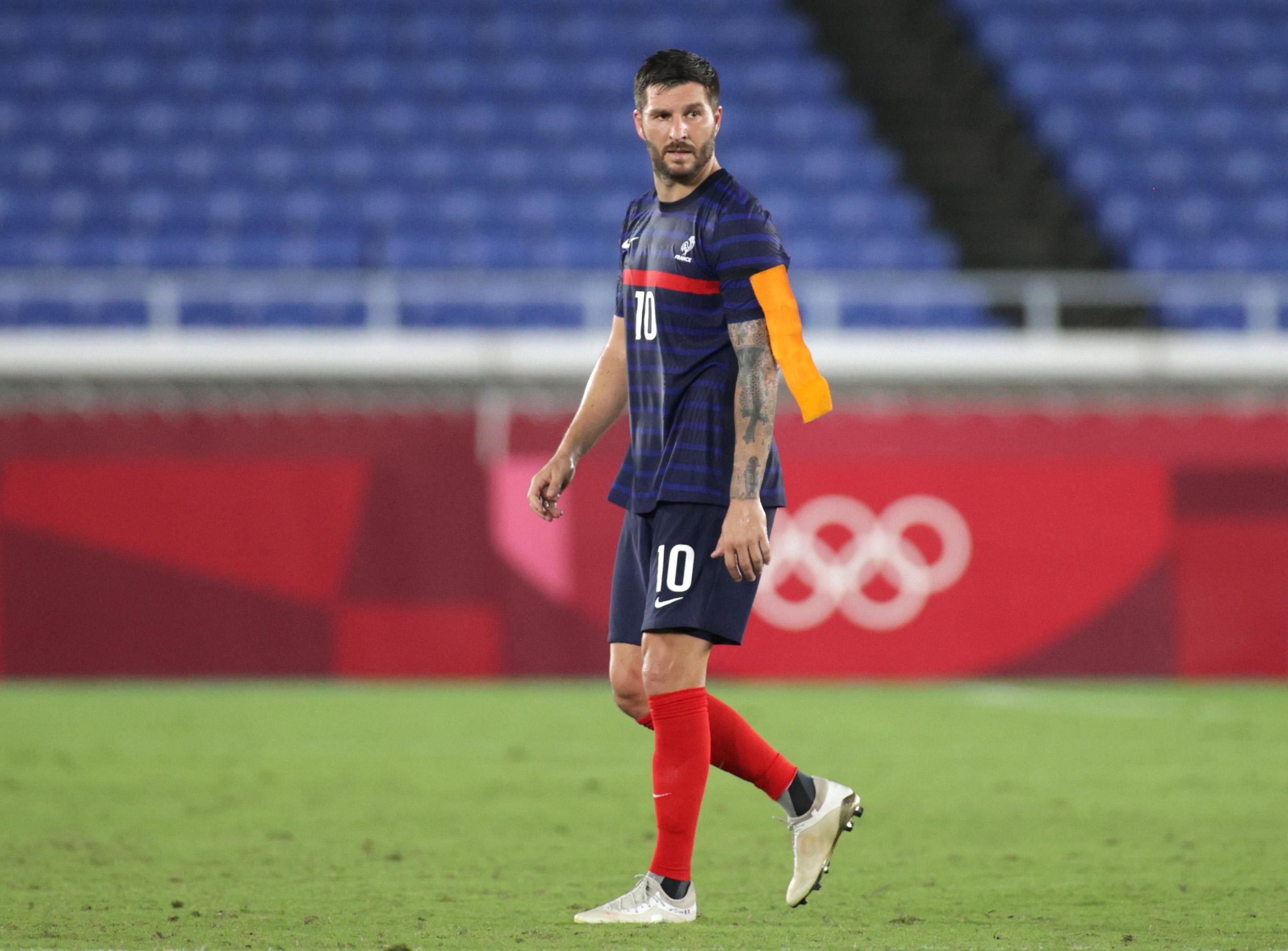 JO: «Pas merci à certains clubs français», Gignac tacle (encore) ceux qui n'ont pas joué le jeu