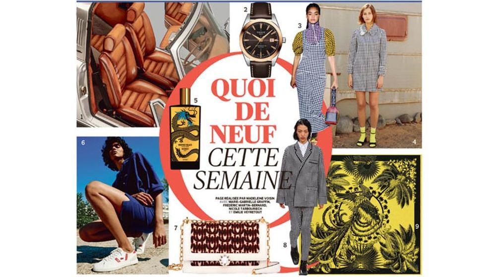 Hermès, Berluti, Burberry, Tissot... Les nouveautés de la semaine