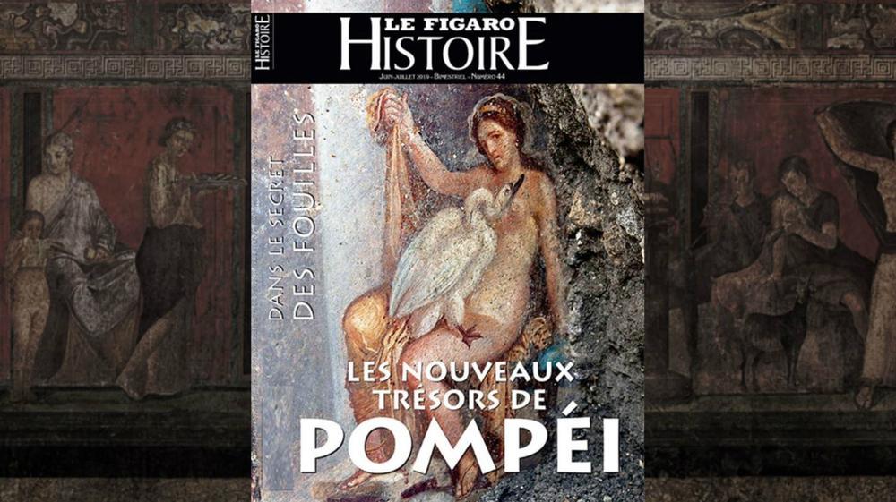 Les nouveaux trésors de Pompéi