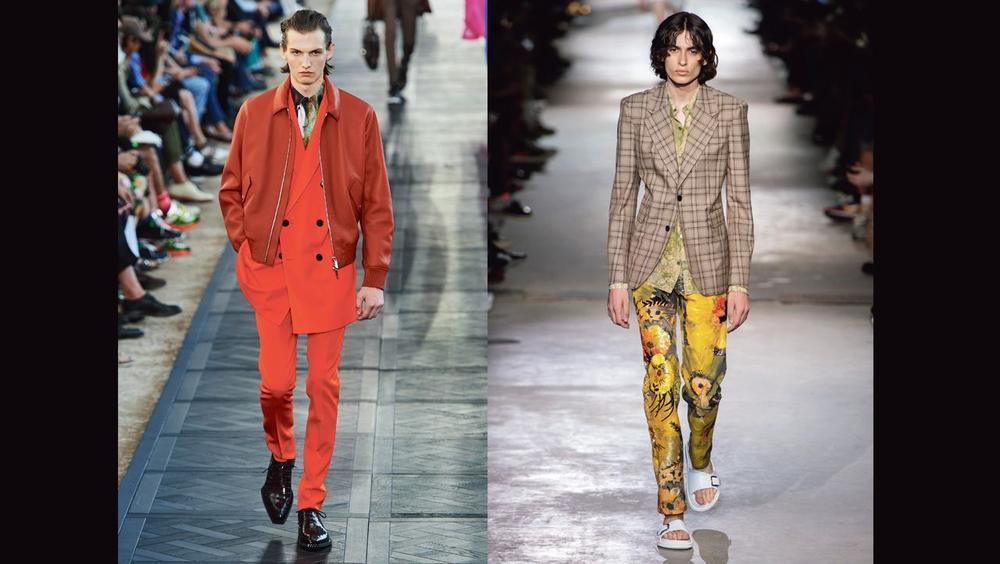 Collections printemps-été 2020:atout couleurs