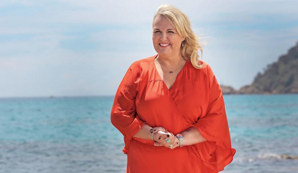 Valérie Damidot (Les plus belles vacances): «J'ai très envie de plus de terrain»