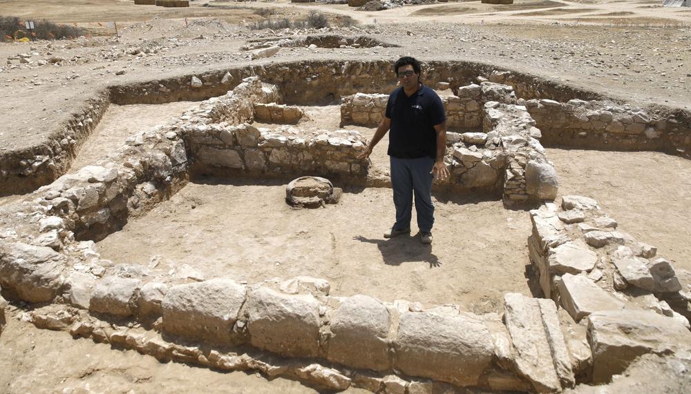 L'une des plus anciennes mosquées du monde découverte en Israël