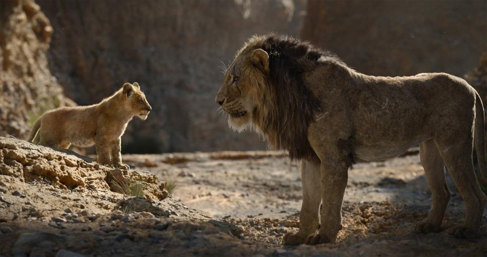Box-office: le règne absolu du Roi Lion en France et aux États-Unis