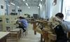 Blanquer à l'École Boulle: «Nous avons tous les savoir-faire pour construire des cathédrales»