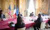 Une centaine de lycéens et d'étudiants ont découvert les métiers du Quai d'Orsay