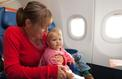 Bébés : attention aux blessures en avion
