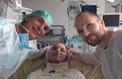 Première mondiale: le professeur Mimoun raconte la greffe totale de peau sur un grand brûlé
