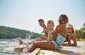 Hydrocution : faut-il attendre trois heures pour se baigner après un repas?